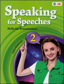 Speaking for Speeches 2: Skills for Presentations with Audio App