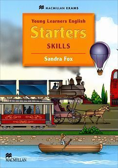 Macmillan YLE Starters Skills Pupil's Book with CD/1片