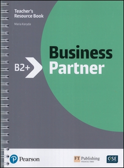 Business Partner B2+ Teacher's Resource Book with MyEnglishLab