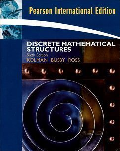 Discrete Mathematical Structures 6/e