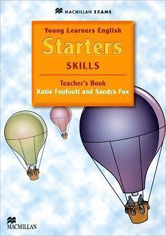 Macmillan YLE Starters Skills Teacher's Book and Webcode Pack
