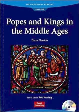 World History Readers (5) Popes and Kings in the Middle Ages with Audio CD/1片