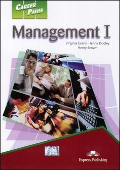 Career Paths: Management I Student's Book with Cross-Platform App