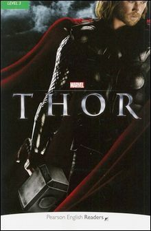 Pearson English Readers Level 3 (Pre-Intermediate): Marvel's Thor with MP3 Audio CD/1片