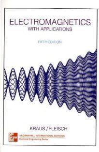 Electromagnetics with Applications 5/e