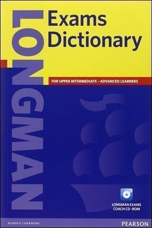Longman Exams Dictionary with CD/1片
