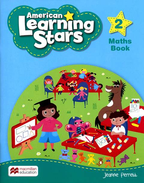 American Learning Stars (2) Maths Book