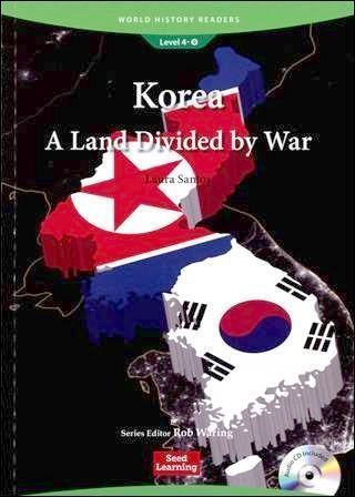 World History Readers (4) Korea: A Land Divided by War with Audio CD/1片