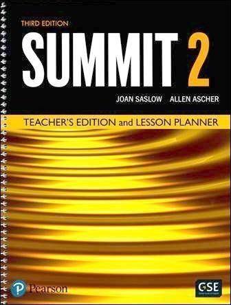 Summit 3/e (2) Teacher's Edition and Lesson Planner