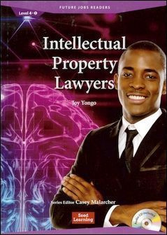 Future Jobs Readers 4-5: Intellectual Property Lawyers with Audio CD