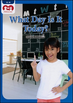 Chatterbox Kids 35-2 What Day Is It Today?