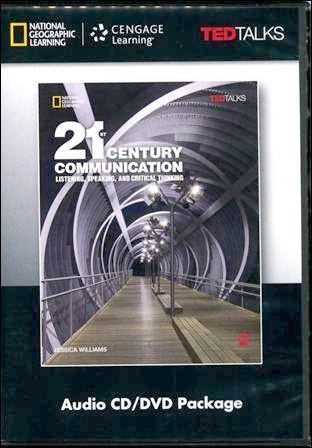 21st Century Communication (2) Audio CDs/2片 and DVD/1片