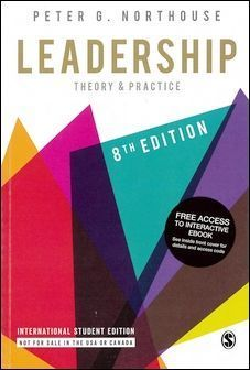 Leadership: Theory and Practice 8/e
