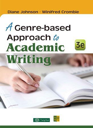 A Genre-based Approach to Academic Writing 3/e with MP3 CD/1片