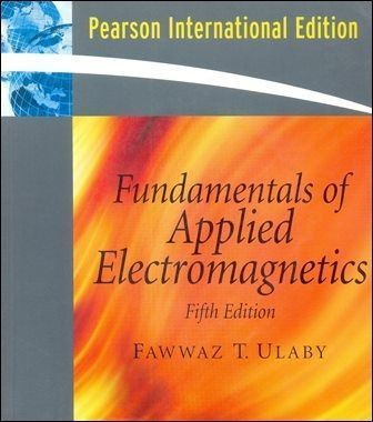 Fundamentals of Applied Electromagnetics 5/e