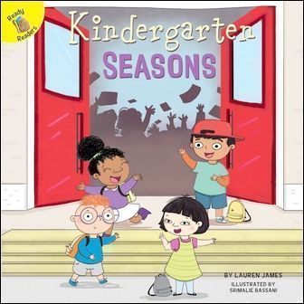Ready Readers: Kindergarten Seasons (School Days)