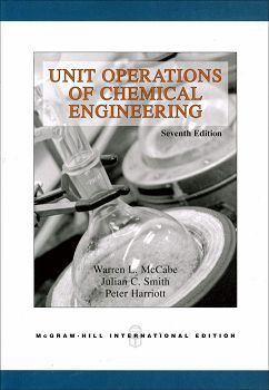 Unit Operations of Chemical Engineering 7/e