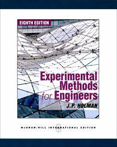 Experimental Methods for Engineers 8/e