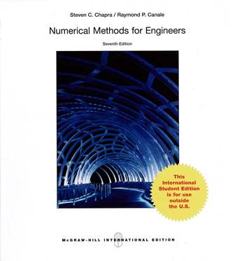 Numerical Methods for Engineers 7/e