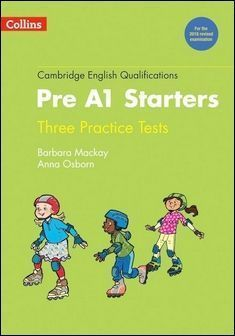 Cambridge English Qualifications: Pre A1 Starters