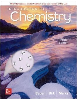 Introduction to Chemistry 5/e