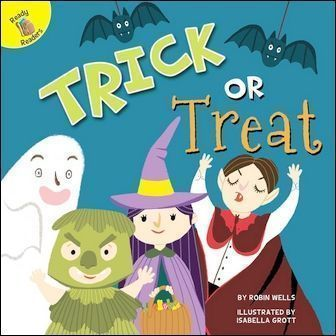 Ready Readers: Trick or Treat (Field Trip Fun)