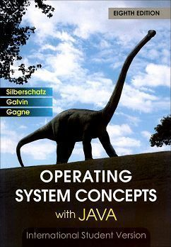 Operating System Concepts with Java 8/e