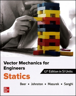 Vector Mechanics for Engineers: Statics 12/e