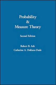 Probability and Measure Theory 2/e