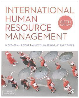 International Human Resource Management 5/e