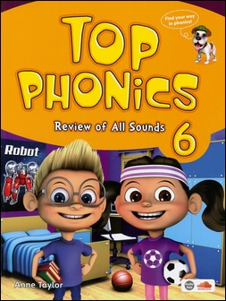 Top Phonics (6) Student Book with APP