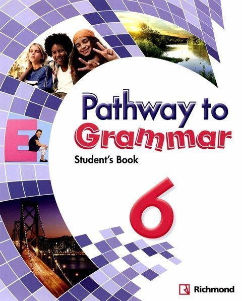 Pathway to Grammar (6) Student's Book with Audio CD/1片
