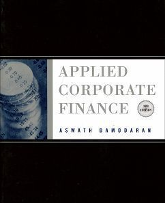 Applied Corporate Finance 3/e
