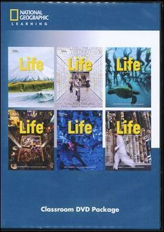 Life 2/e (1-6) Classroom DVD Package (American English)