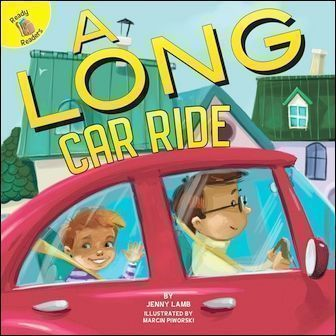 Ready Readers: A Long Car Ride (Family Time)