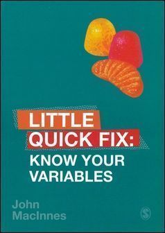 Little Quick Fix: Know Your Variables