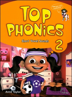 Top Phonics (2) Student Book with APP and Hybrid CD/1片