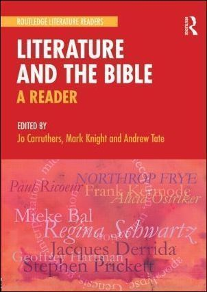 Literature and the Bible: A Reader