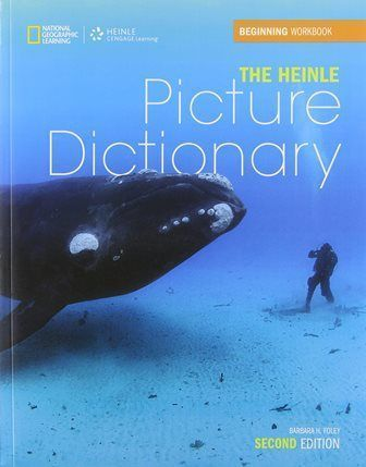 The Heinle Picture Dictionary 2/e Beginning Workbook with CDs/2片