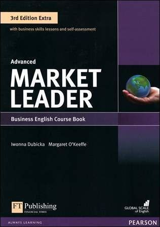 Market Leader 3/e Extra (Advanced) Course Book with DVD-ROM/1片