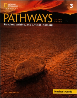 Pathways (3): Reading, Writing, and Critical Thinking 2/e Teacher's Guide