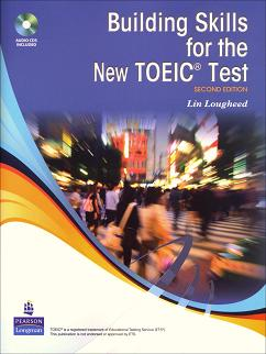 Building Skills for the New TOEIC Test 2/e with Audio CDs/2片