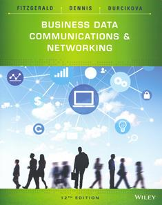 Business Data Communications and Networking 12/e