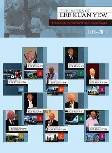 The Papers of Lee Kuan Yew: Speeches, Interviews and Dialogues (1990-2011)-10 Vols/Set (不可退書)