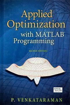 Applied Optimization with MATLAB Programming 2/e (H)