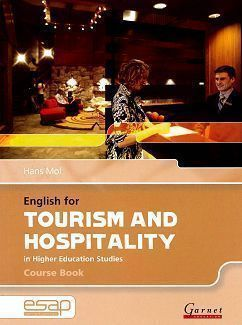 English for Tourism and Hospitality with CD/1片