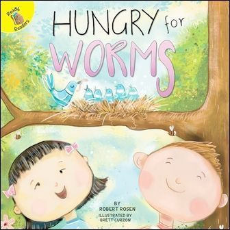 Ready Readers: Hungry for Worms (Seasons Around Me)