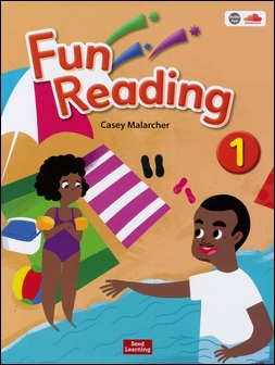 Fun Reading (1) Student book with Workbook and Audio App