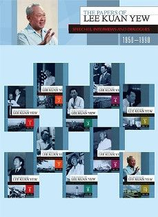 The Papers of Lee Kuan Yew: Speeches, Interviews and Dialogues (1950-1990)-10 Vols/Set (不可退書)