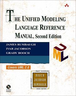 The Unified Modeling Language Reference Manual 2/e